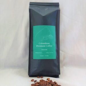 Cafe 500 Gr Natural Premium