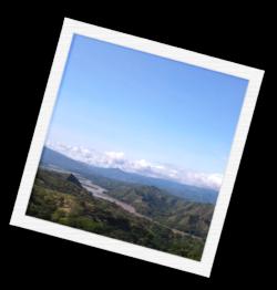 Cauca Fluss